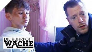 Vom Vater zum Betteln geschickt: Kleiner Junge in Gefahr | Die Ruhrpottwache | SAT.1 TV