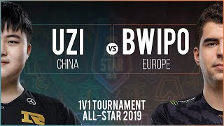 Uzi vs Bwipo - All-Star Las Vegas 2019 1v1 Grand Finals