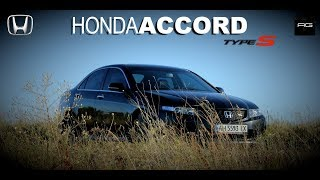 Хонда Аккорд 7 2.4 / Honda Accord 7 2.4 Type S AG Test