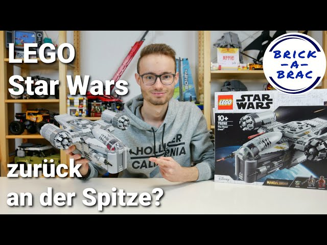 LEGO® Star Wars 75292 Razor Crest im Review! // Retten Baby Yoda & Co LEGO® Star Wars?