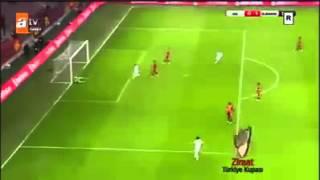 Amedspor 2 Galatasaray 0