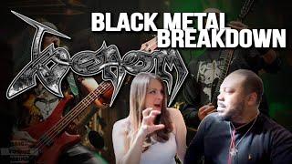 Christians React VENOM Black Metal!!