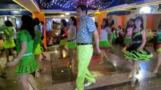 Forever Swing Soul Line Dance(By Ira Weisburd)