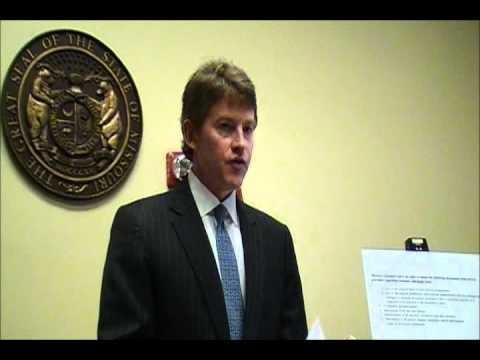 Koster launches foreclosure site