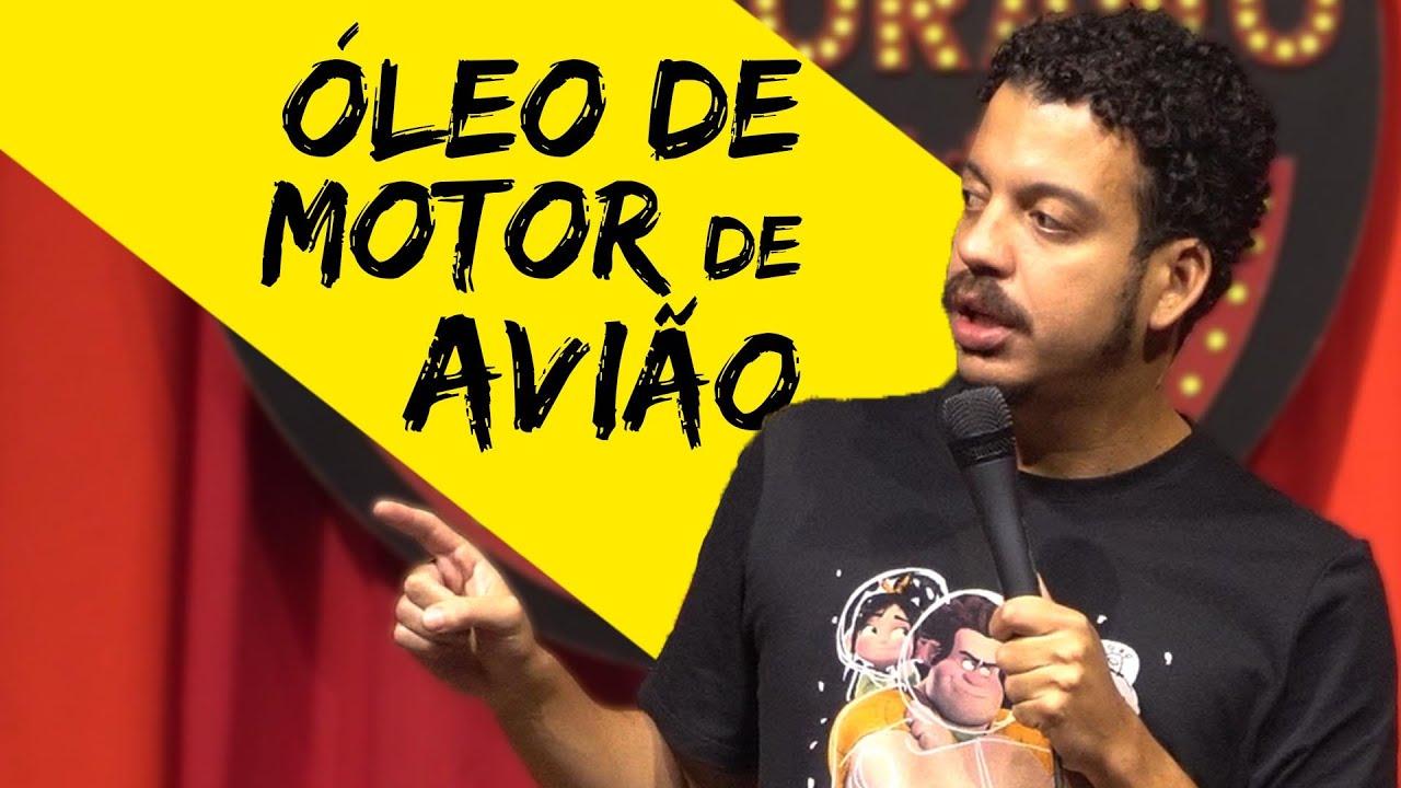 Rodrigo Marques - Bronzeamento Diferente - Stand Up Comedy