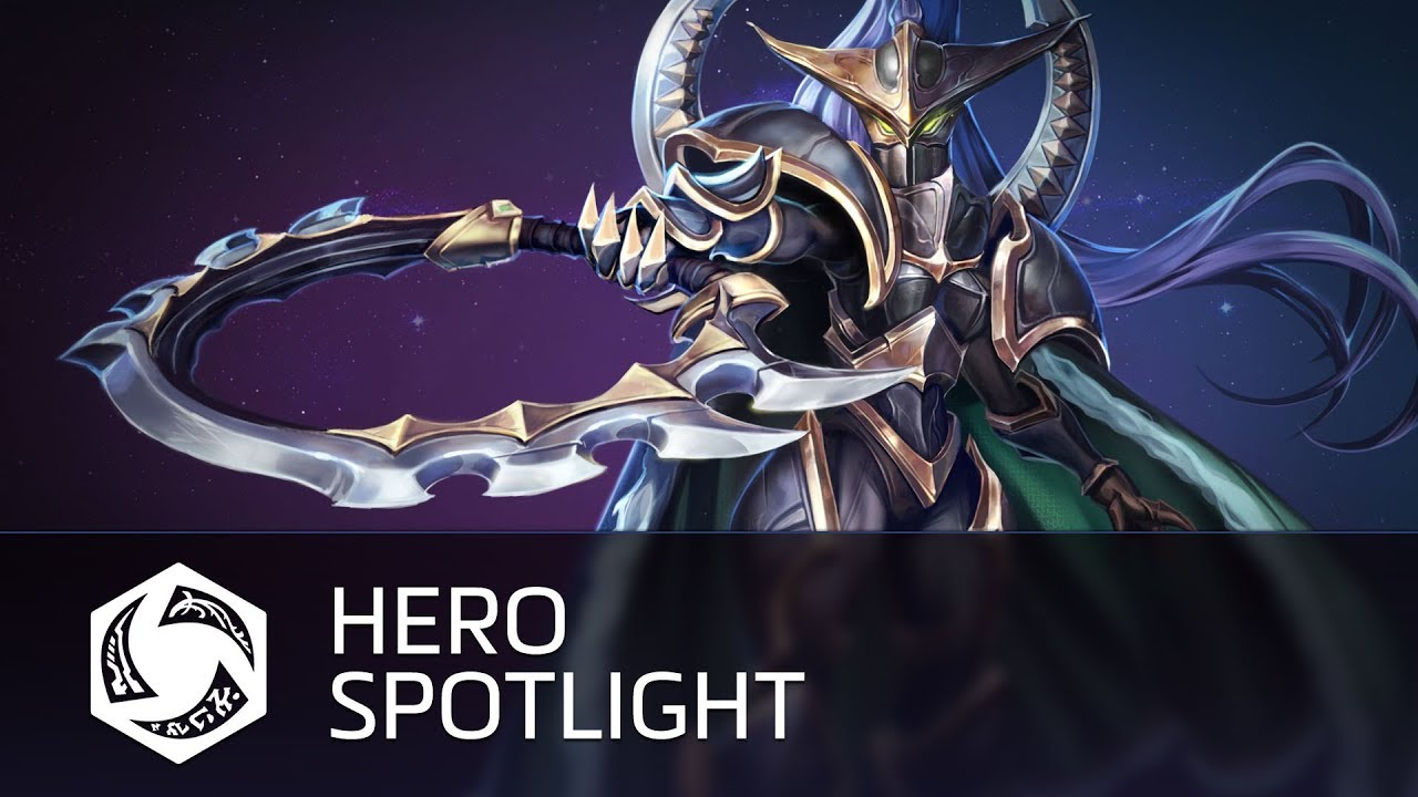 Maiev - Heroes of the Storm Wiki