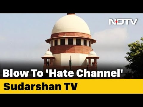Top Court Pauses Channel's 'UPSC Jihad' Show: 'Tries To Vilify Muslims'