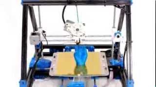 3D принтер печатает держатель для iPhone(, 2013-09-13T11:45:00.000Z)