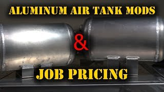 TFS: Aluminum Tank Repair and Job Pricing