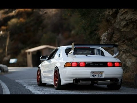 Best Toyota MR2 SOUND COMPILATION!