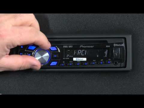 FAQ- DEH-7300BT- Bluetooth Features