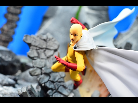 Max Factory Figma 310: Saitama One-Punch Man Review