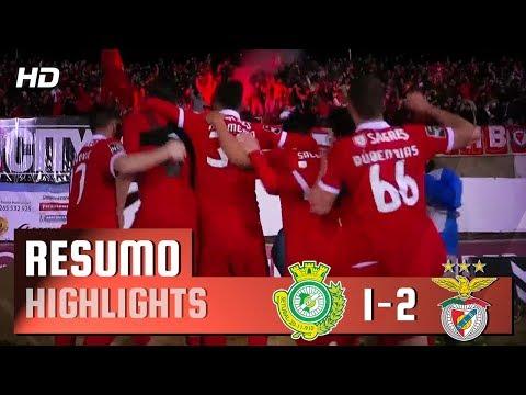 Resumo: Setúbal 1-(2) Benfica (Liga 29ªJ)