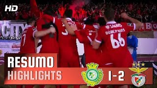 Resumo: Setúbal 1-2 Benfica (Liga 29ªJ)