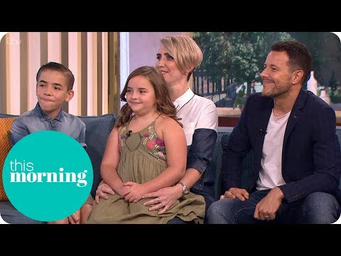 What Do Claire's Kids Think of Steps? | This Morning