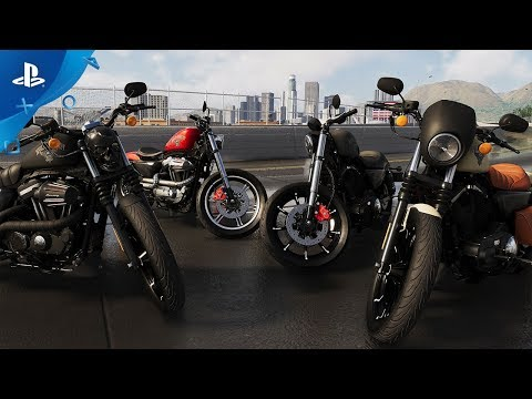 The Crew 2 - Harley-Davidson Iron Gameplay Trailer | PS4