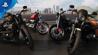 The Crew 2 - Harley-Davidson Iron Gameplay Trailer   PS4