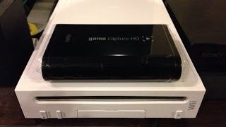 How-to record your Wii Gameplay with the Elgato Game Capture HD