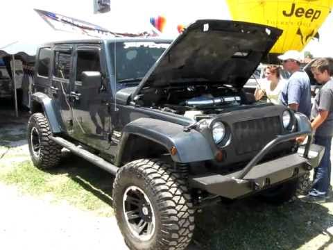 Jeep jk diesel engine conversion youtube for Jeep with diesel motor