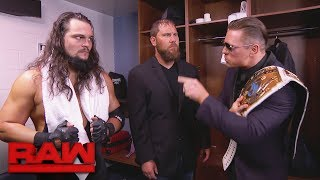 "Will Axel and Dallas respond to The A-Lister's ""casting call""? #RAW..."
