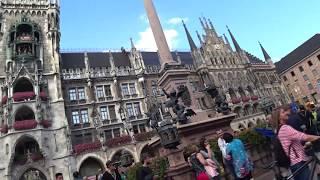Мюнхен большая обзорная экскурсия по городу, + гид от аккорд тур , автобусная