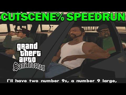 Grand Theft Auto: San Andreas - Cutscene%