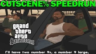 Grand Theft Auto: San Andreas - Cutscene%