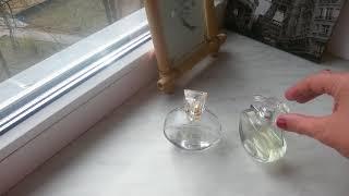 Моя коллекция ароматов Орифлэйм . Часть 2 .