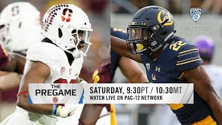 Stanford-California football game preview