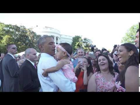Obama: I Love Babies