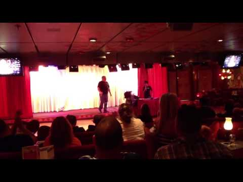 Funny Karaoke Moments on Carnival Miracle