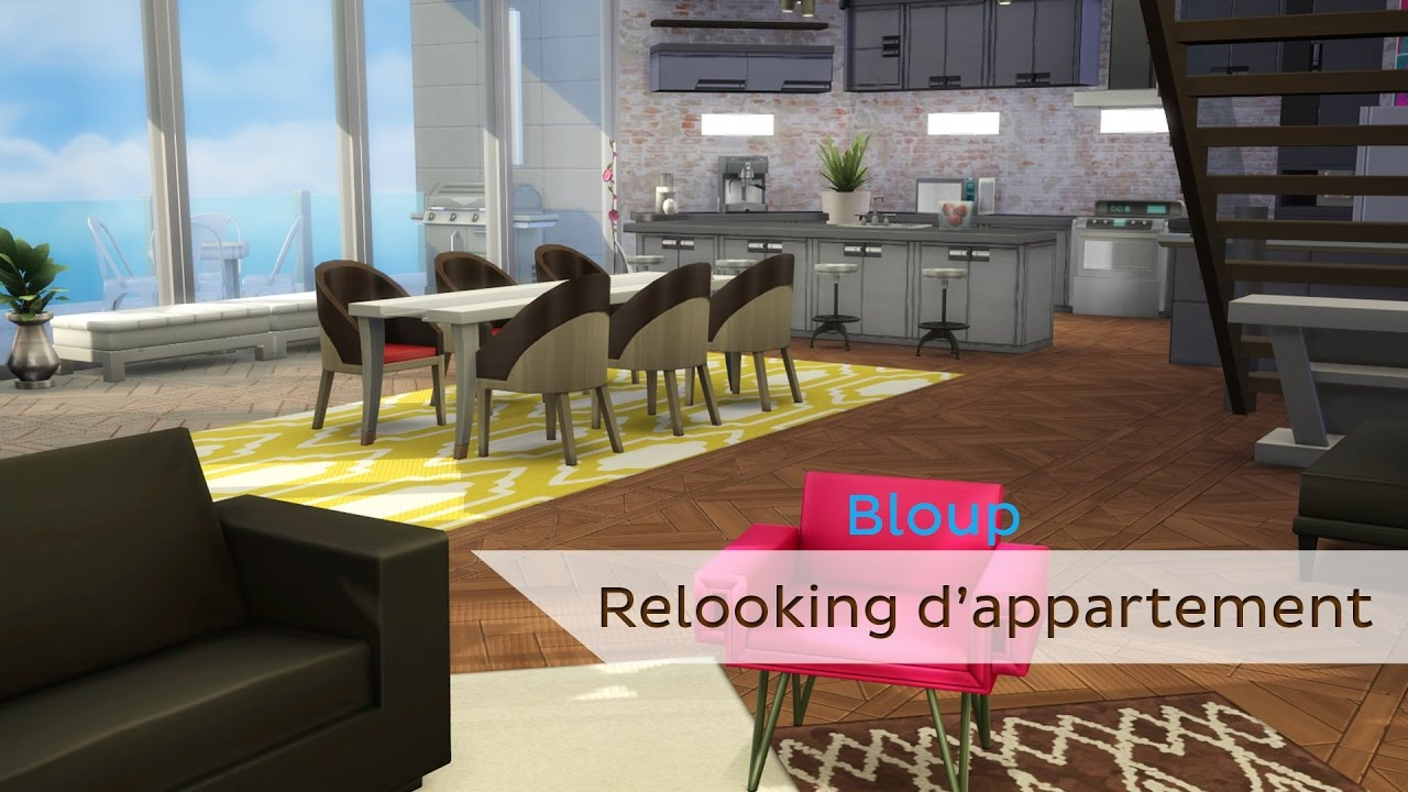 Let 39 s build relooking d 39 appartement youtube for Relooking appartement