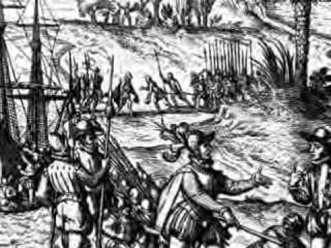 CULTURE/Joseph Hill--Christopher Columbus