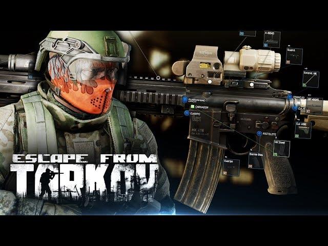 ¡ESTA ES EL ARMA DEL FUTURO! | Escape From Tarkov