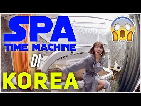 TREATMENT SPA ORANG2 KONGLOMERAT DI KOREA!