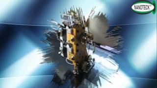 HOT SPANGLE MOTIF MAKING MACHINE - HSM