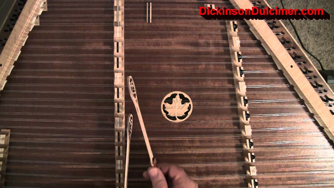 Dulcimer lessons - YouTube