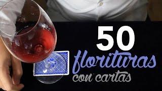 50 Florituras con Cartas en 2 Minutos - Cardistry de Miquel Roman