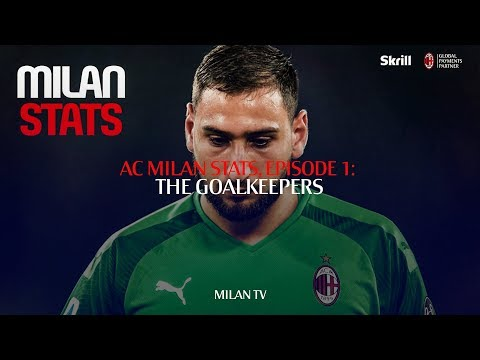AC Milan Stats, Episode 1: The Goalkeepers