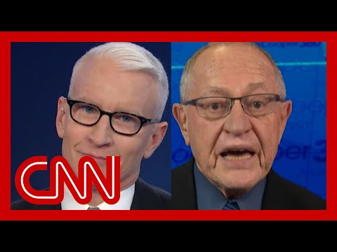 Dershowitz on impeachment