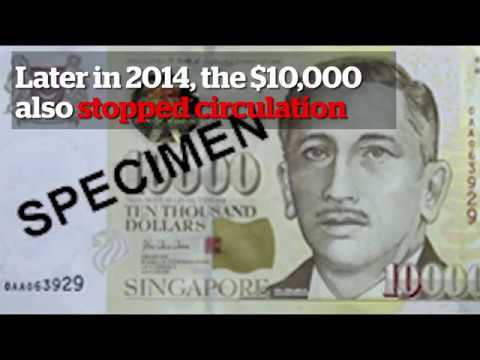 Singapore Dollar Turns 50