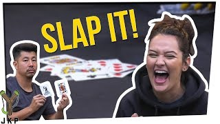 Slapjack | This Game HURTS!