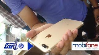 Người đầu tiên sở hữu iPhone 7 ở Hà Nội   VTC