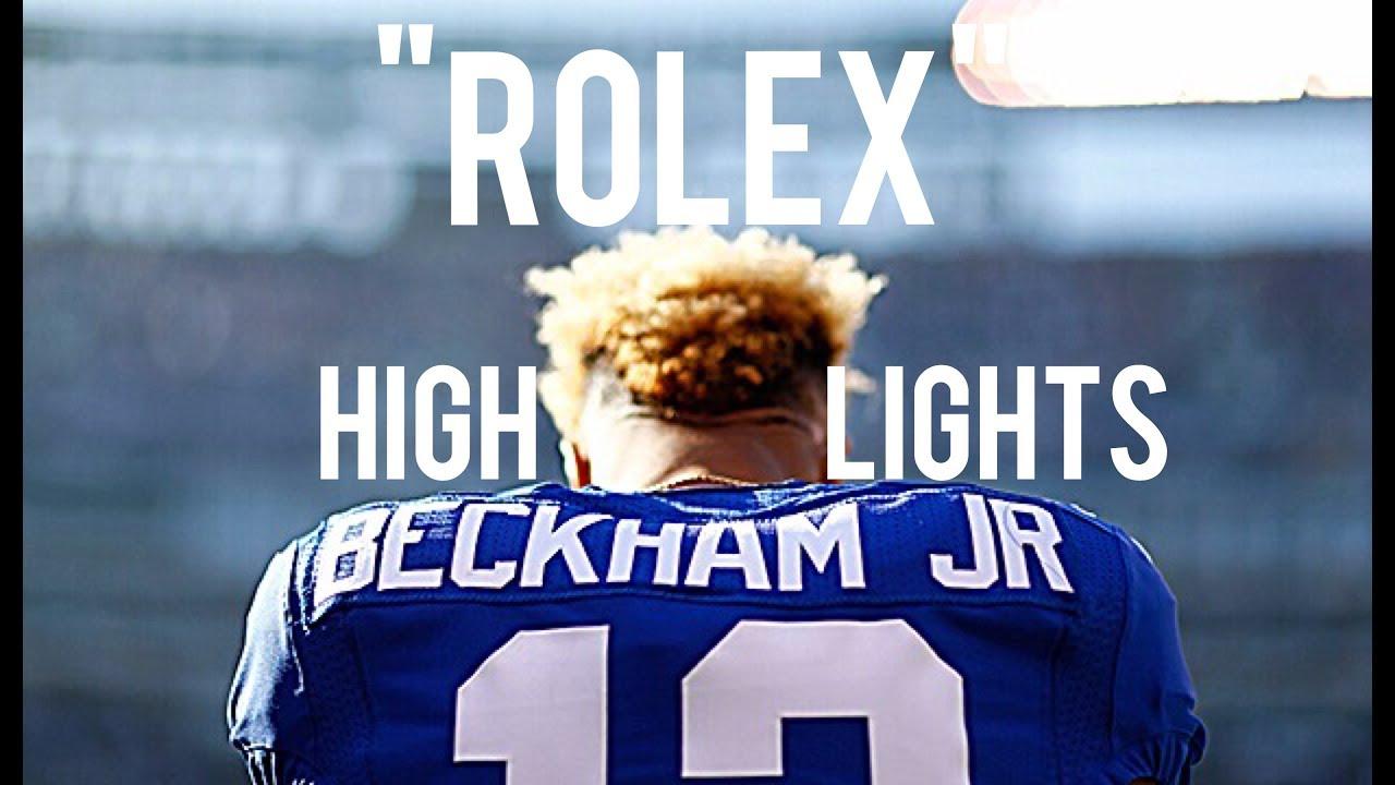 Odell Beckham Jr. NFL Highlights