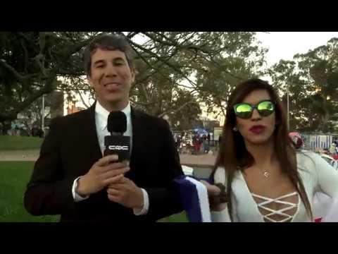 9. #CQC en Argentina Vs. Uruguay (Previa)