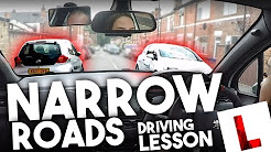 Learning to Drive on Narrow, CITY roads in RUSH HOUR Traffic