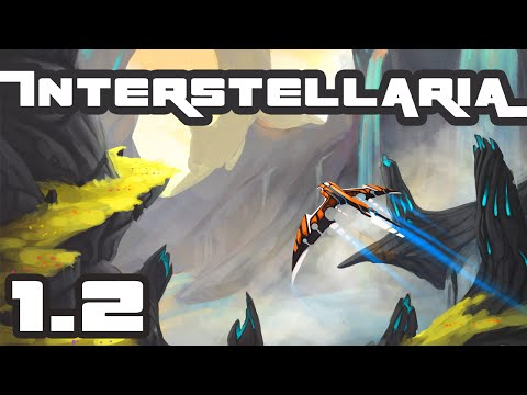 The Worst Kind Of Fusion - Let's Play Interstellaria - Part 1-2