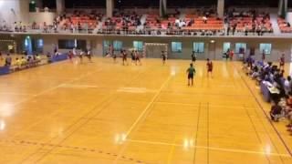 広島経済大学 男子ハンドボール シュート集