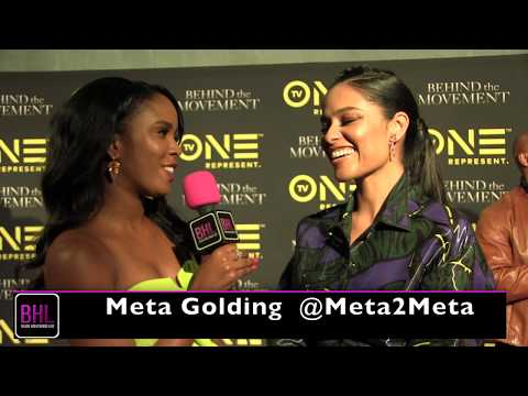 Actress Meta Golding talks about her role as Rosa Parks in the Film