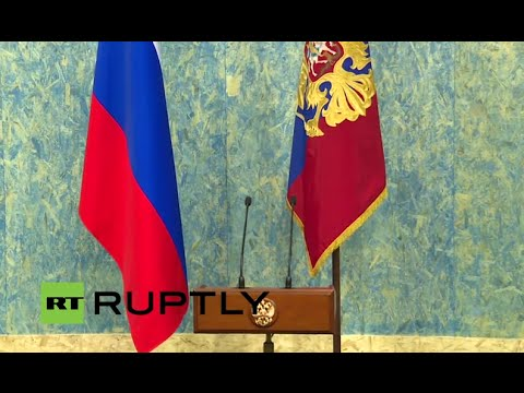 LIVE: Putin to hold press conference on sidelines of COP21
